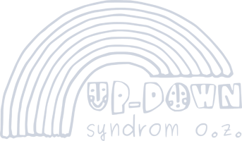 Logo - Up-Down syndrom